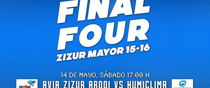 FINAL FOUR 2ª DIVISIÓN MASCULINA INTERAUTONÓMICA 2015-16