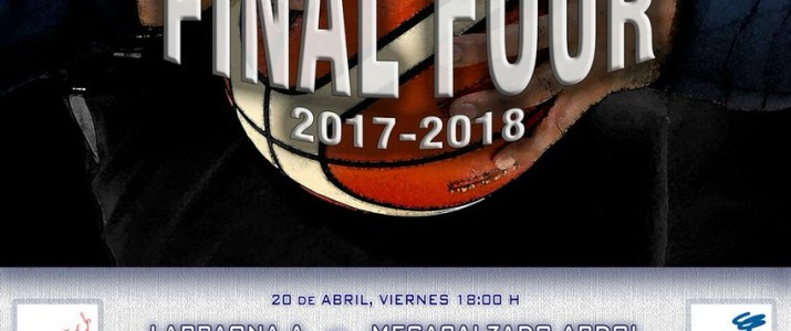 FINAL FOUR JUNIOR… ¡¡NO OS LO PERDÁIS!!