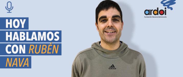 ENTREVISTAS AZULES | HOY HABLAMOS CON RUBÉN NAVA